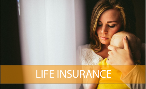 Life Insurance for individuals, business owners, people with no employee benefit plans or self-employed workers.