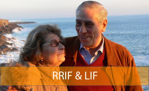 RRIF vs. LIF | Calla Financial Services