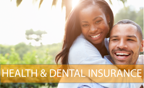 Health and Dental Insurance for individuals, business owners, people with no employee benefit plans or self-employed workers.